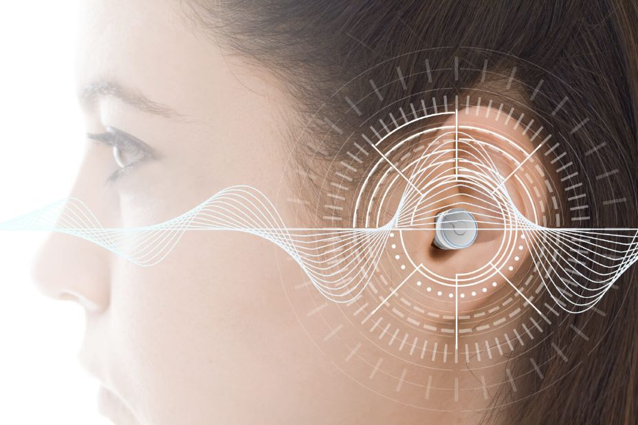 Digital Active Noise Cancellation (ANC) Augmented Hearing