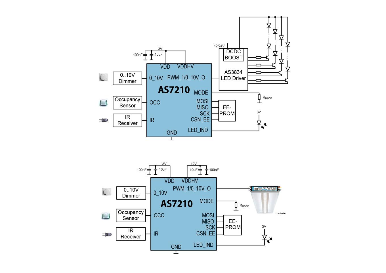 Circuit Diagram For 12vdc Fluorescent Lamp Driver